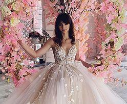 Karolina Małysz w zjawiskowej sukni ślubnej. Kosztowała fortunę!