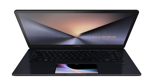 ASUS na Computex: laptopy z ekranami dotykowymi zamiast gładzików i klawiatur