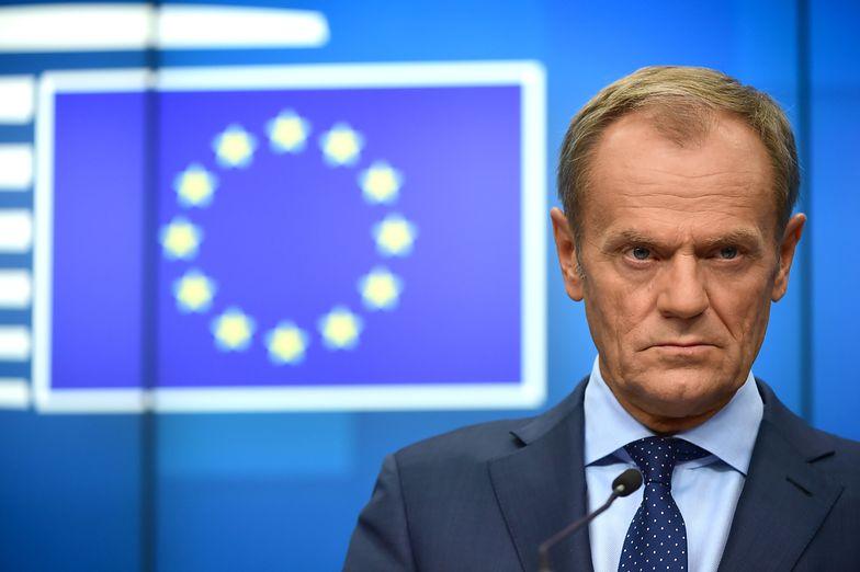 """Tusk ostro o PiS po głosowaniu w Parlamencie Europejskim. """"Wstydźcie się"""""""