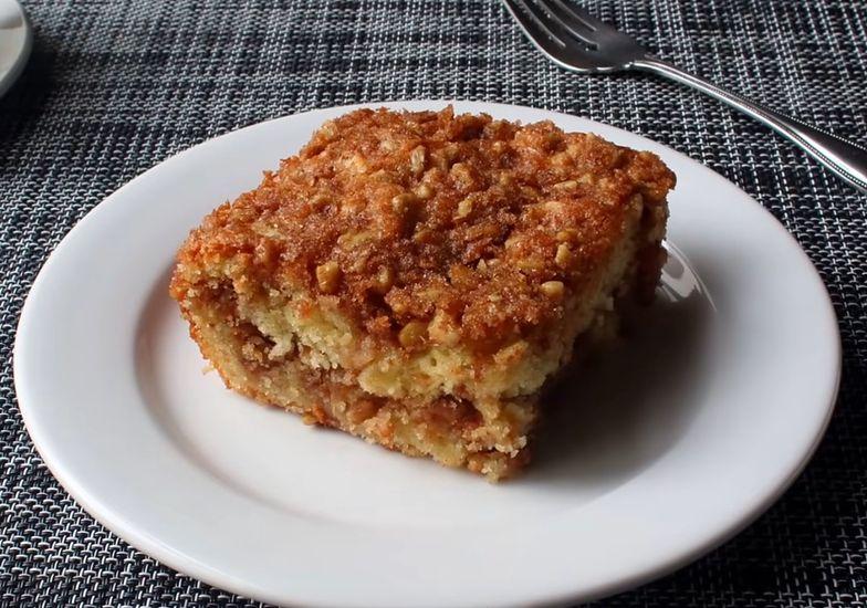 Przepis na krajankę. Owoce pod kruszonką to najlepsze ciasto na lato