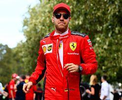 Ferrari potwierdziło oficjalnie: Sebastian Vettel odchodzi z zespołu po sezonie 2020