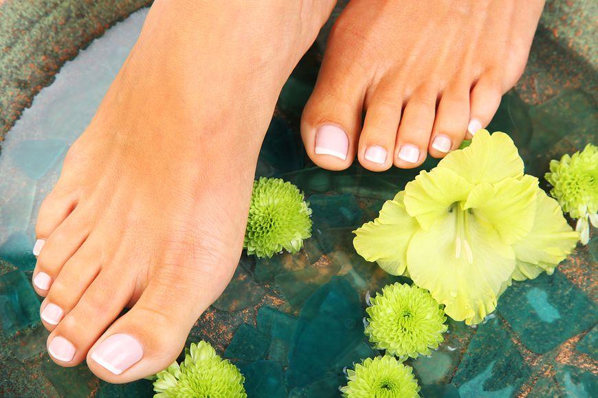 Gładkie stopy