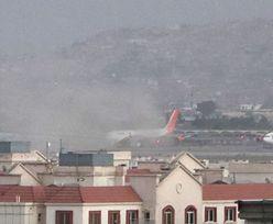 """""""Cel został zabity"""". USA odpowiada na ataki terrorystyczne w Kabulu"""