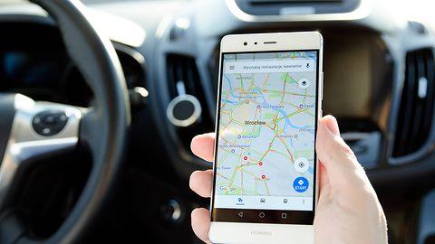 Mapy Google pokazują fotoradary w Polsce. Yanosik nadal może dużo więcej