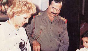Sajida była żoną i... kuzynką Saddama Husajna. Jest poszukiwana od 2006 roku