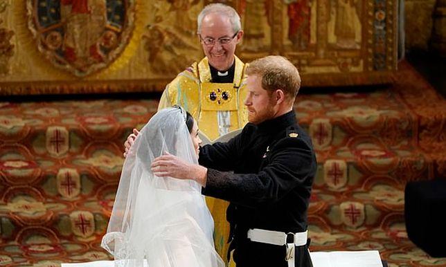 Harry i Meghan wzięli ślub 19 maja.