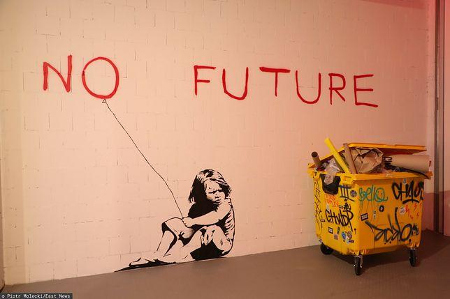 Wystawa Banksy'ego
