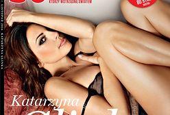 """Kasia Glinka: Nie miałam problemu z pozowaniem do """"Playboya"""". To piękne zdjęcia!"""