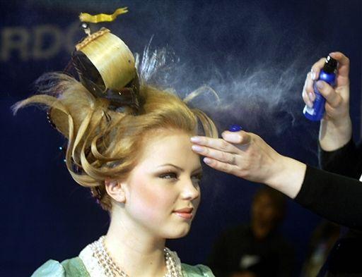 Antoine - polski fryzjer gwiazd