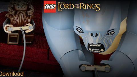 W krainie Mordor, gdzie zaległy cienie... czeka demo LEGO: Lord of the Rings
