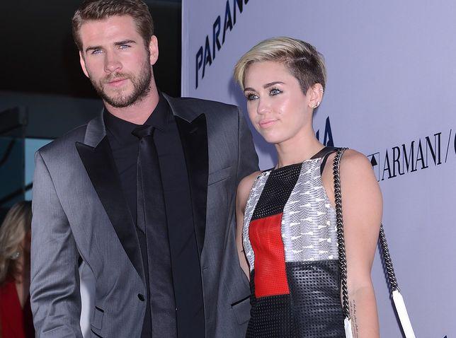 Miley Cyrus i Lima Hemsworth wzięli sekretny ślub