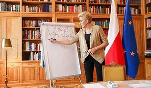 Agata Kornhauser-Duda jest z zawodu nauczycielką
