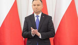 Andrzej Duda rozmawiał z opozycją o reformie sądownictwa