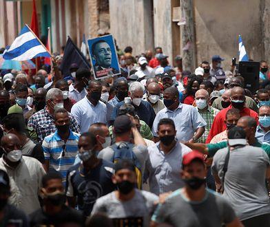 Ogromne protesty na Kubie. Socjalizm, COVID, embargo i... frustracja