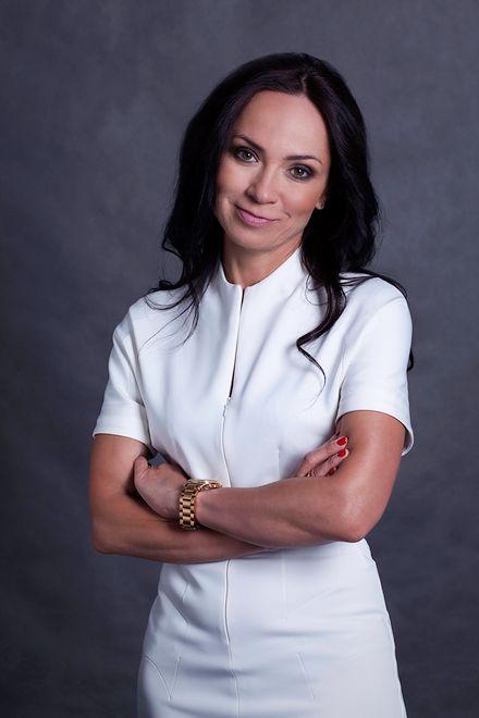 Doktor Elżbieta Radzikowska właśnie otworzyła własną klinikę