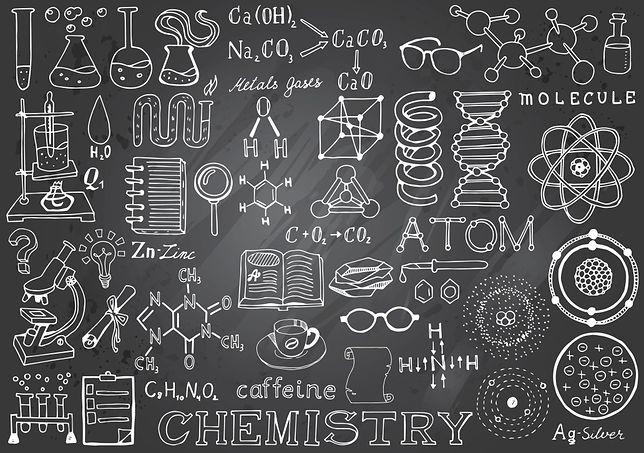 10 pytań z chemii dla utrwalenia widzy.