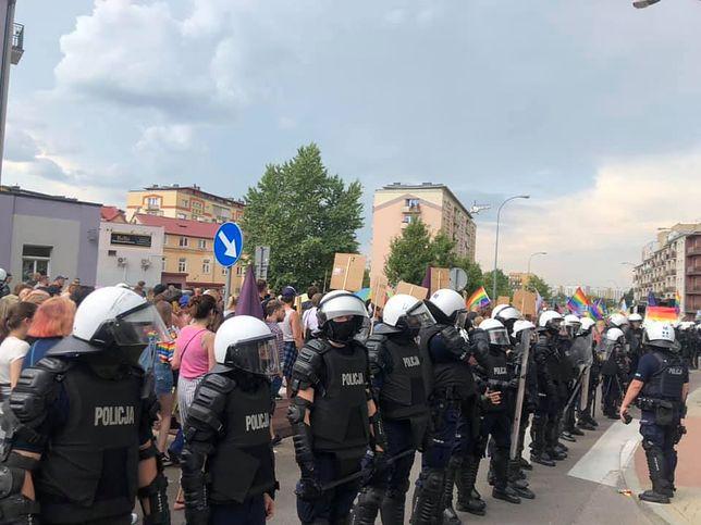 Białystok. Marsz Równości