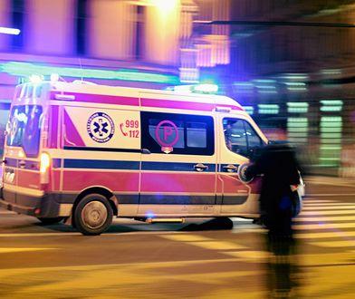 Bydgoszcz: Autobus gwałtownie zahamował. Do szpitala trafiło pięcioro dzieci