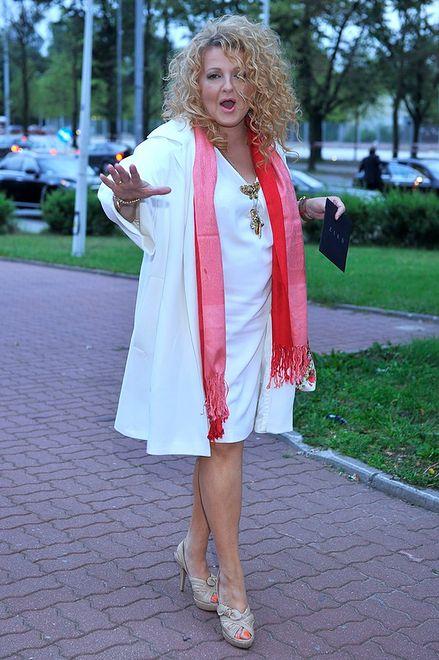 Magda Gessler jest medialną gwiazdą