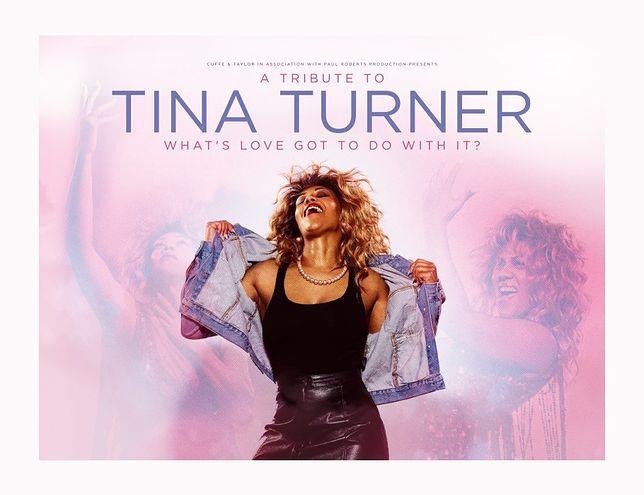 Tina Turner - Trasa Koncertowa 2020 What's Love Got To Do With It