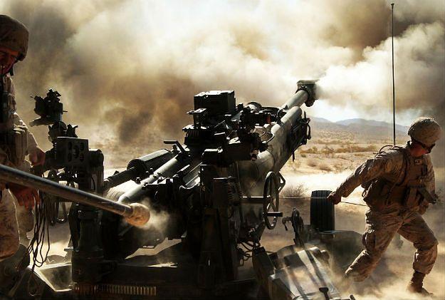 Desant helikopterowy w Syrii. U.S. Marines znowu w akcji