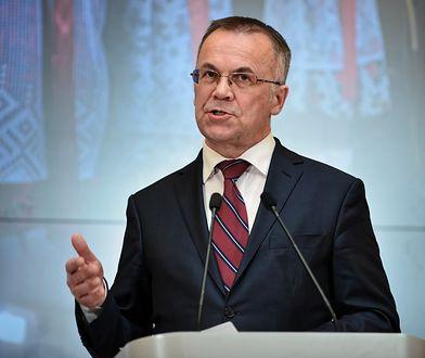 Jarosław Sellin skomentował wykład Donalda Tuska na Uniwersytecie Warszawskim