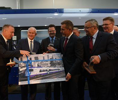 Nowe pociągi PKP Intercity
