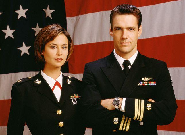 """Catherine Bell i David James Elliott wrócą do swoich ról z """"JAG"""" w innym serialu"""