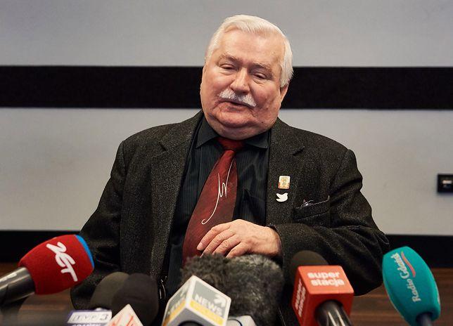 Wałęsa ujawnił tajne dokumenty? Śledztwo z zawiadomienia ABW