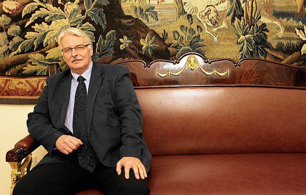 Waszczykowski: będą zmiany w obsadzie ambasad; kadencja Arabskiego skrócona