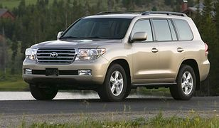 10. Toyota Land Cruiser - 1,2 proc.