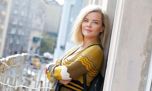 Monika Zamachowska ma plan na przyszłość.