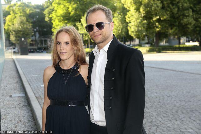 Maciej Stuhr trenuje ze swoją żoną. Podbili serca fanów