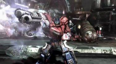 Optimus kontra Megatron - nowy zwiastun Transformers: War for Cybertron