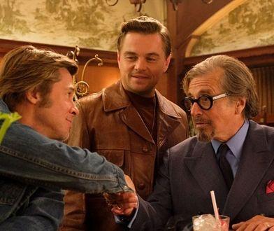 "Kadr z filmu Quentina Tarantino ""Pewnego razu… w Hollywood"""