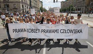 Marsz Godności: To jest ostatni dzwonek dla kobiet w Polsce!