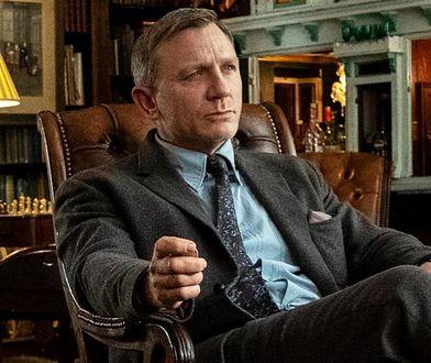 """Daniel Craig brawurowo zagrał rolę detektywa w kryminale """"Na noże"""""""
