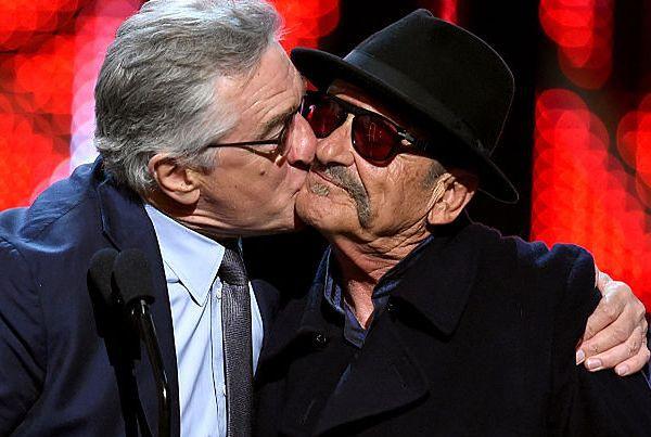 Joe Pesci i Robert De Niro