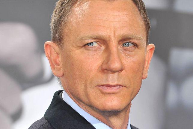 Daniel Craig wcieli się w Jamesa Bonda w 25. części przygód agenta 007