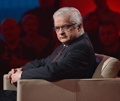 Włodzimierz Cimoszewicz twierdzi, że Ziobro się przeliczył