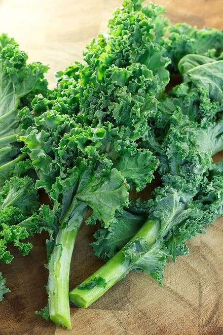 Jarmuż - najzdrowsze warzywo na świecie