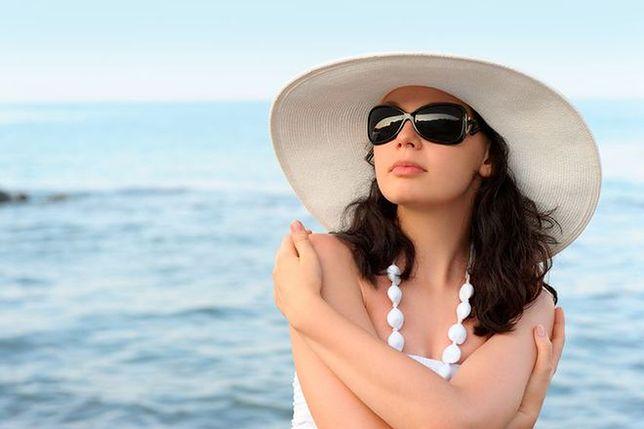 Kobiety unikające słońca żyją krócej