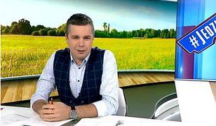 """Michał Rachoń jest gospodarzem programu """"#Jedziemy"""" w TVP Info"""