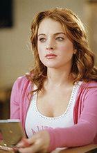 Lindsay Lohan grzeczniejsza niż sądzicie