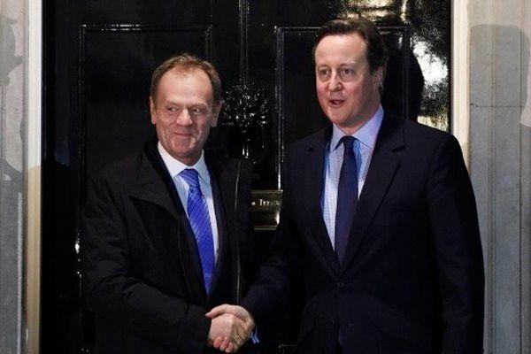 Donald Tusk: nie ma porozumienia z Wielką Brytanią