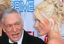 Hugh Hefner: Porzuciła 85-letniego zbereźnika tuż przed ślubem!