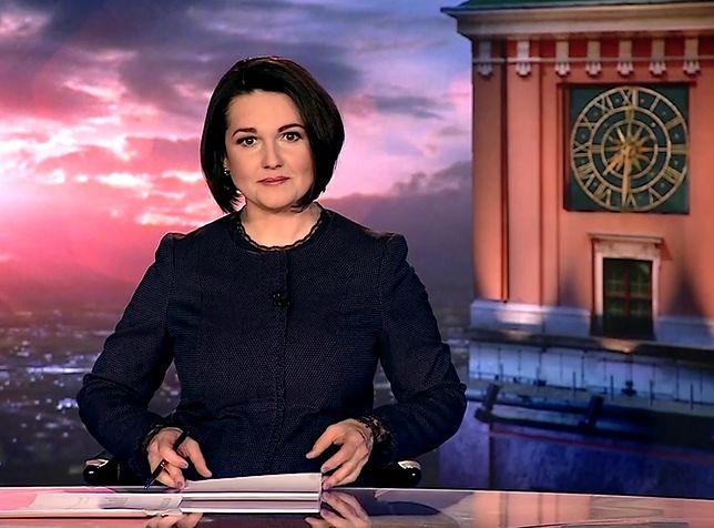 """Edyta Lewandowska: nowa prowadząca """"Wiadomości"""" zadebiutowała na antenie"""