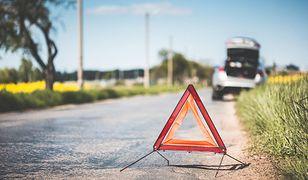 Strzegom. Śmiertelny wypadek z udziałem 18-letniego motocyklisty. Policja wyjaśnia sprawę