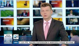 """Znowu odchodzi z TVN24. """"Uczciwość nie pozostawia mi wyboru"""""""