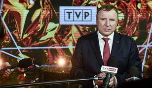 TVP Info miało przeprosić za materiał. Jednak nic takiego na antenie nie usłyszeliśmy
